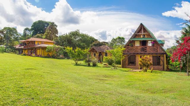 Cabaña Numbana San Agustín