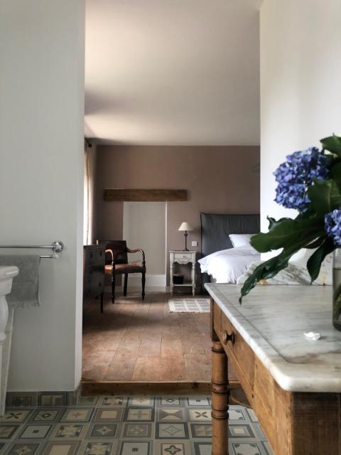 LE DOMAINE DE COAT ROGAN La chambre romantique
