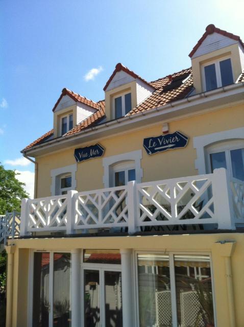Hôtel Le Vivier WISSANT - Rivière