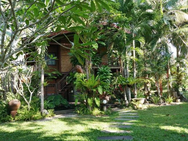 บ้านสวนนาตีน ฟาร์มสเตย์ Baansuan nateen farmstay