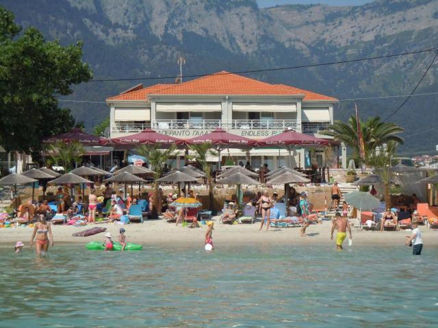 Endless Blue Sea Resort