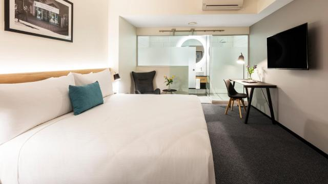 Hotel Room @ 89 Courtenay Place