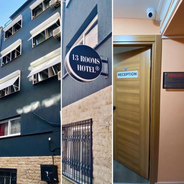 13 Rooms Hotel-Apart Alsancak