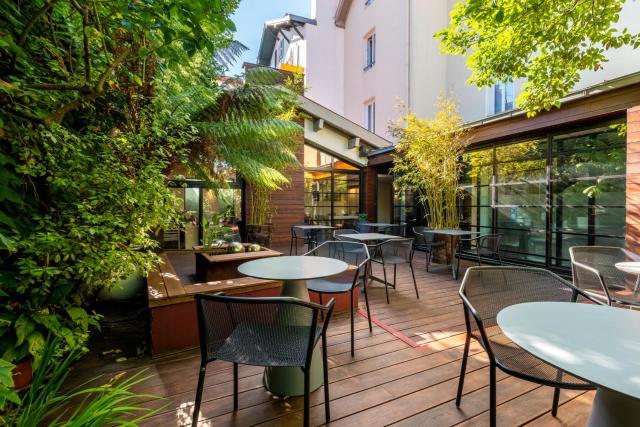 Hotel Villa Koegui Biarritz