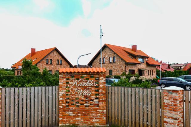 Karklės Villa