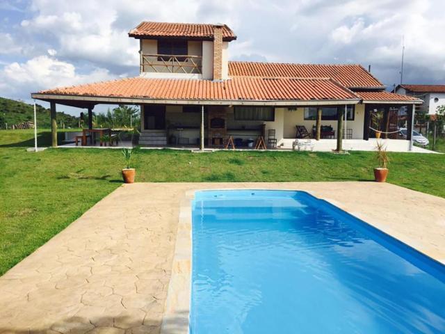 Chácara com wifi e piscina em São José dos Campos