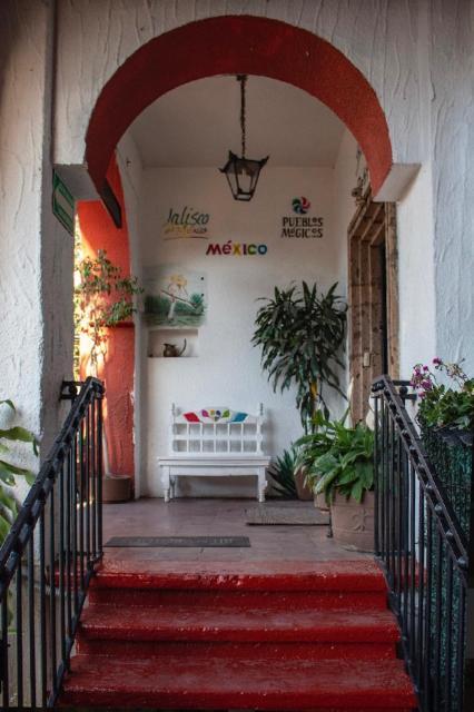 Hotel Casona Guadalajara