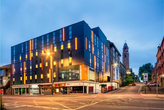 easyHotel Glasgow City