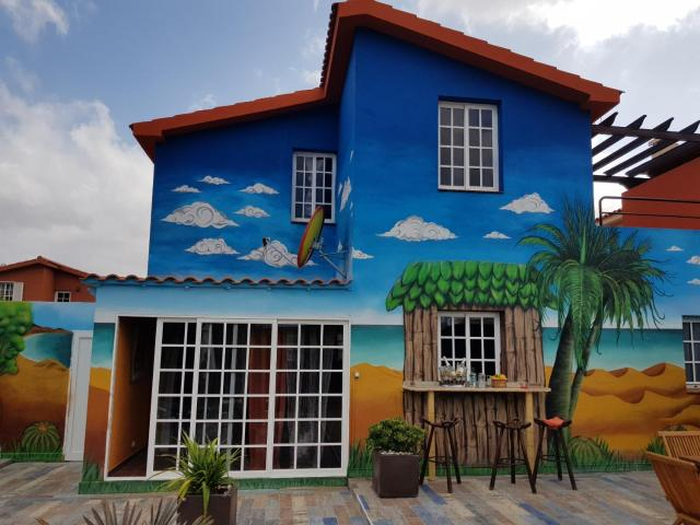 This villa is ideal for families with children