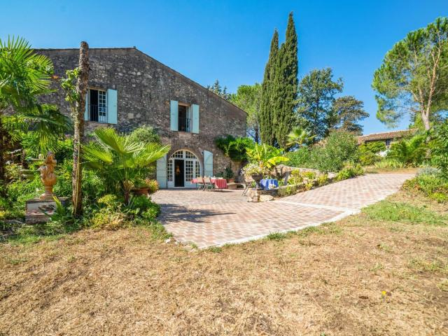Holiday Home with Private Pool near Roquebrune Centre