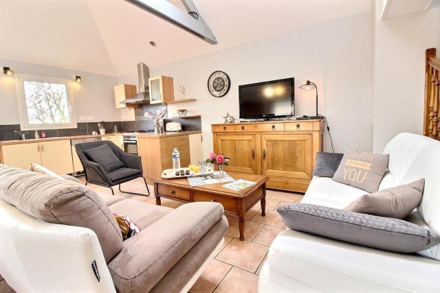Maison de 4 chambres a Plourhan avec jardin amenage et WiFi a 5 km de la plage