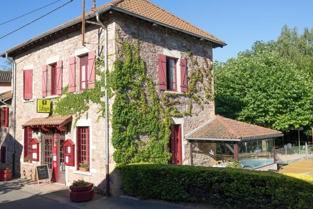 Hôtel Restaurant Le Moulin de Saint Verand