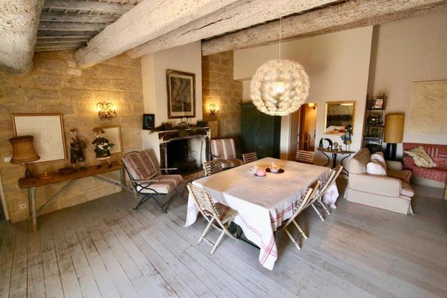 Maison de 3 chambres a Marsillargues avec jardin clos et WiFi