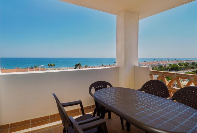 5004-Amazing 2 bedrooms with terrace sea view