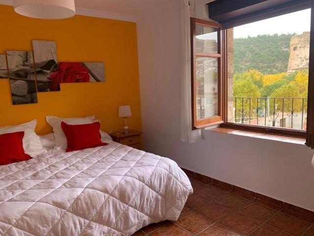 Apartamento Rural Hotel Parejas Vistas Castillo