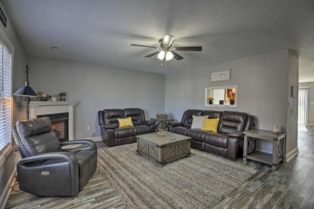Cozy Townhome, Close to WVU and Historic District