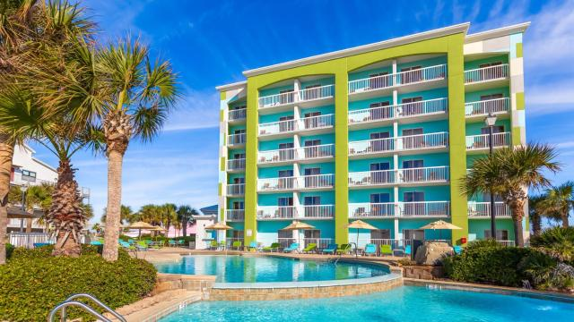 Holiday Inn Express Orange Beach - On The Beach, an IHG Hotel