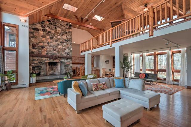 Expansive Home Less Than 4 Mi to Mountain Creek Ski Resort