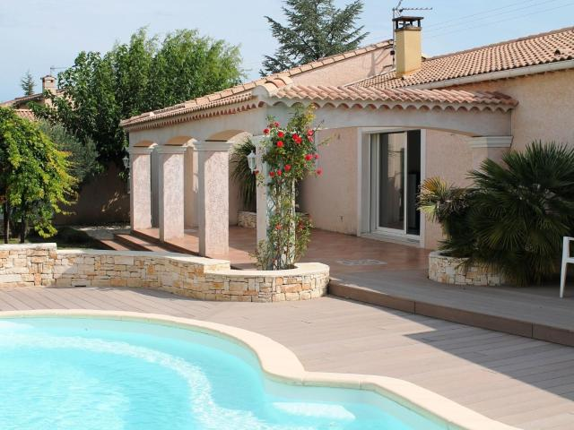 Upscale Villa in Languedoc-Roussillon with terrace