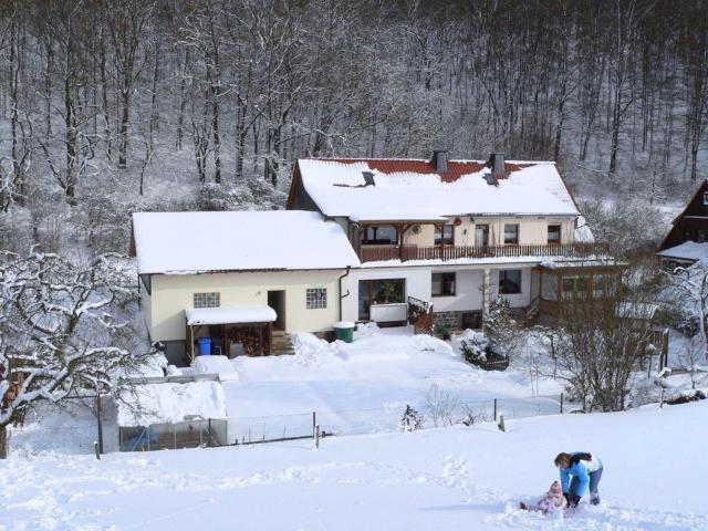 Pretty Holiday Home near Ski Area in Korbach Germany