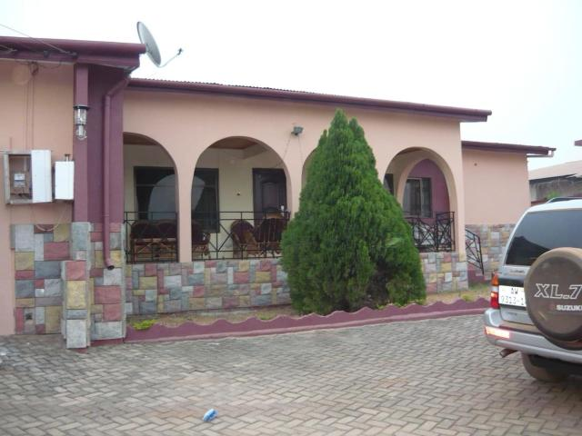 A Spacious 3 Bedroom House