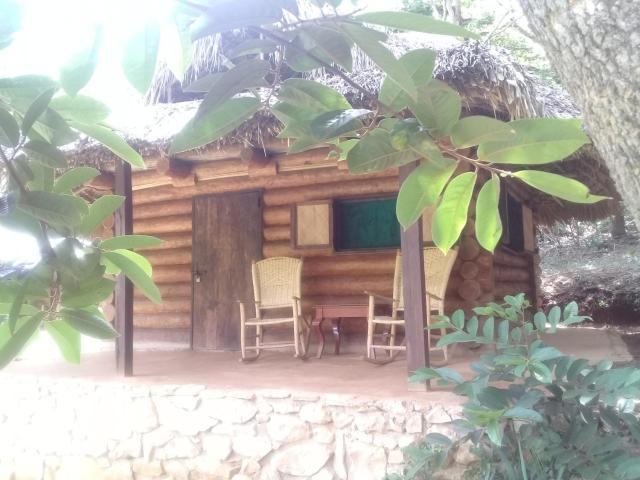 Room in Lodge - Sierraverde Huasteca Potosina Cabins Palo De Rosa