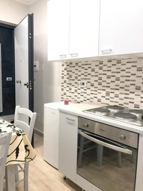 Apartment with one bedroom in Napoli with WiFi