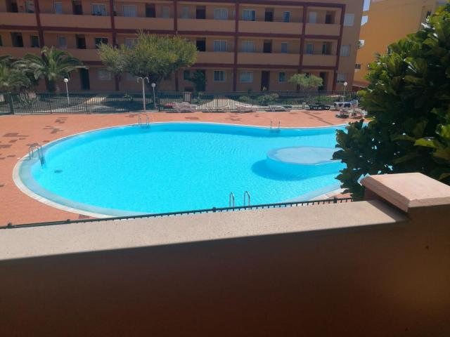 Apartment with 2 bedrooms in La Oliva with shared pool and WiFi