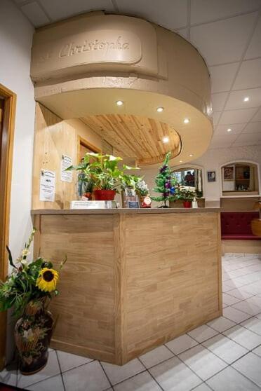 Hôtel-Restaurant Le Saint Christophe