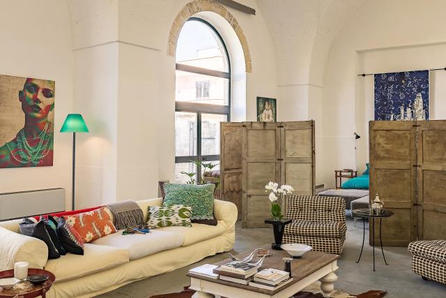 Stabilimento Wine & Design Apartment