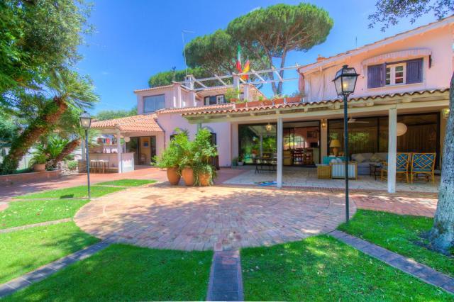 Exotic Garden Luxury Villa - Fregene
