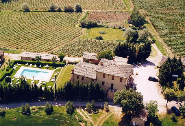 Agriturismo Palazzo Bandino - Wine cellar, restaurant and spa