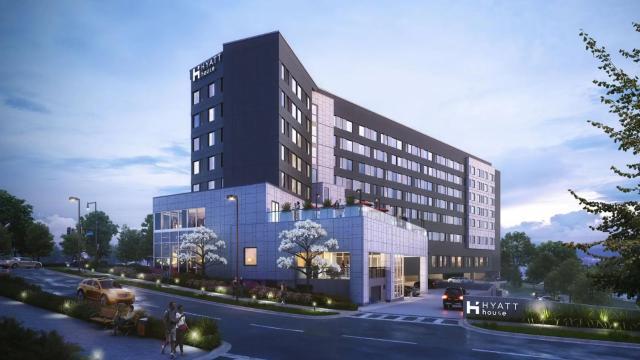 Hyatt House Atlanta Perimeter Center