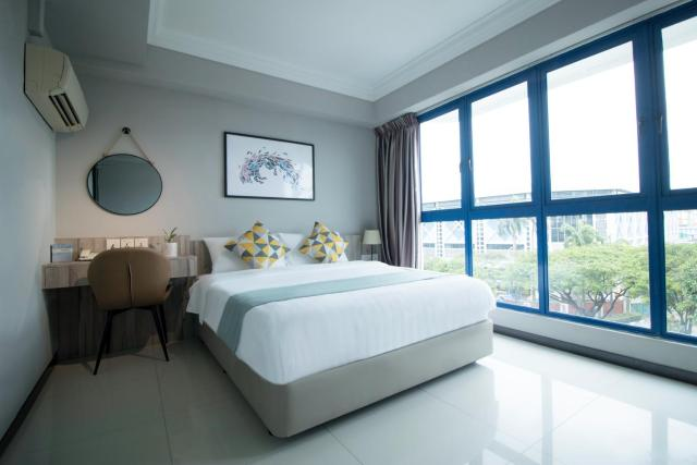 Harbour Ville Hotel (SG Clean, Staycation Approved)