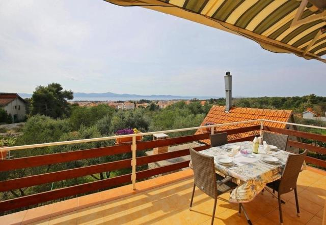 Apartment Dragica with nice view