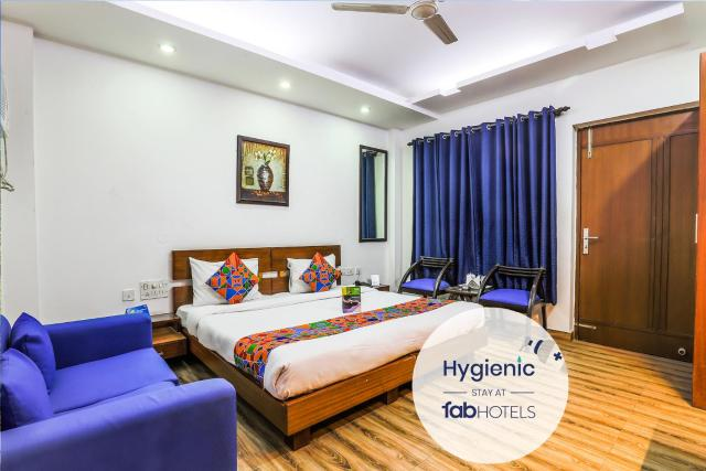 FabHotel The Residency DLF Galleria - Fully Vaccinated Staff