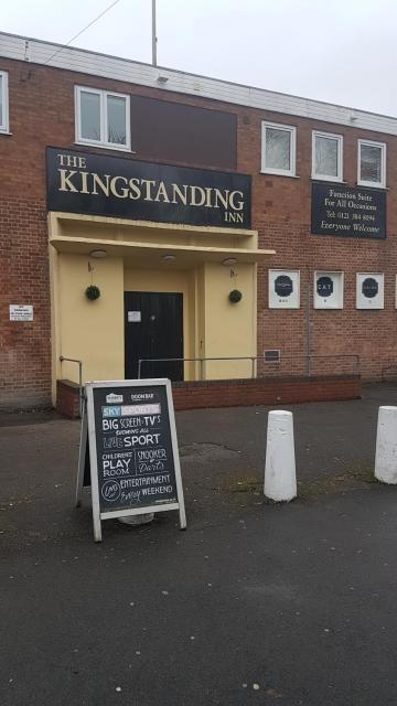 The Kingstanding Inn