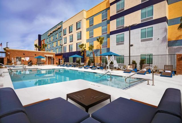 Hampton Inn Las Vegas Strip South, NV 89123