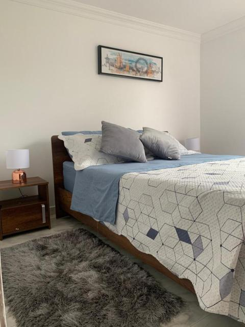 Confortable, fresco y Tranquilo habitación en Bucaramanga