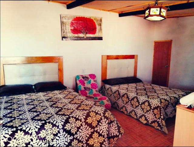 Room in Guest room - Nice Quadruple Cabin Equipped And Very Central