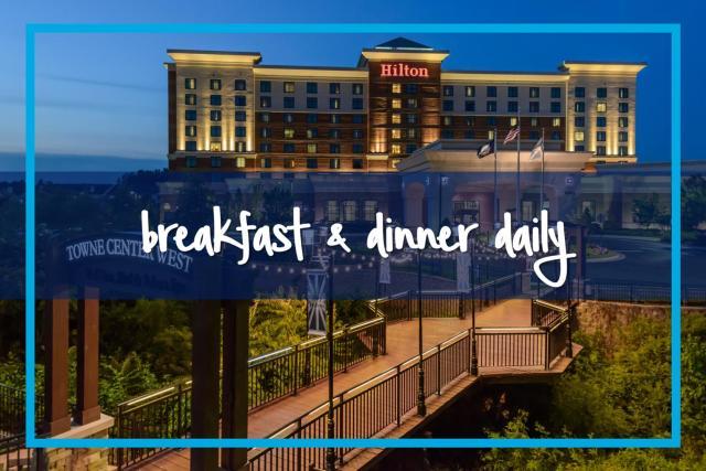 Hilton Richmond Hotel & Spa/Short Pump Town Center