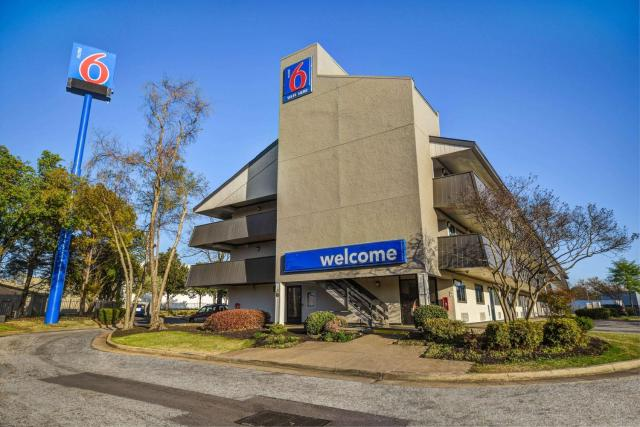 Motel 6-Memphis, TN - Downtown