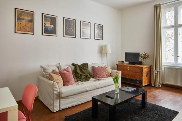 Supercosy Apartment at Žižkov