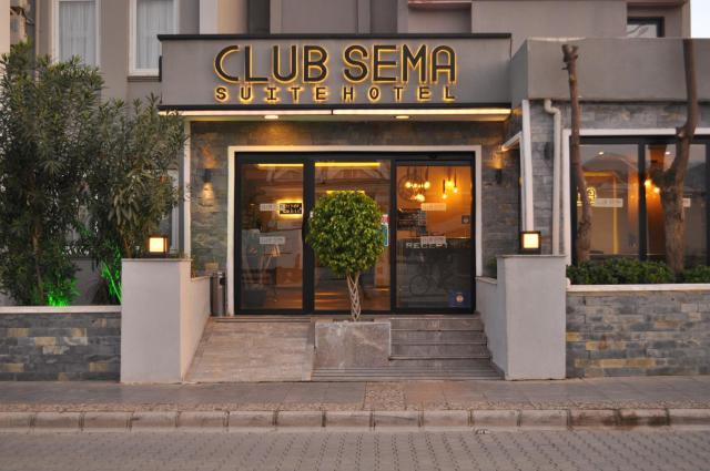 Club Sema Suite Hotel