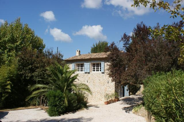 Stone Cottage, 2-4 People, At Provence Mas 16th Cent, Pool, Garden, Parking