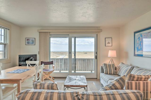 Provincetown Getaway with Private Beach Access!