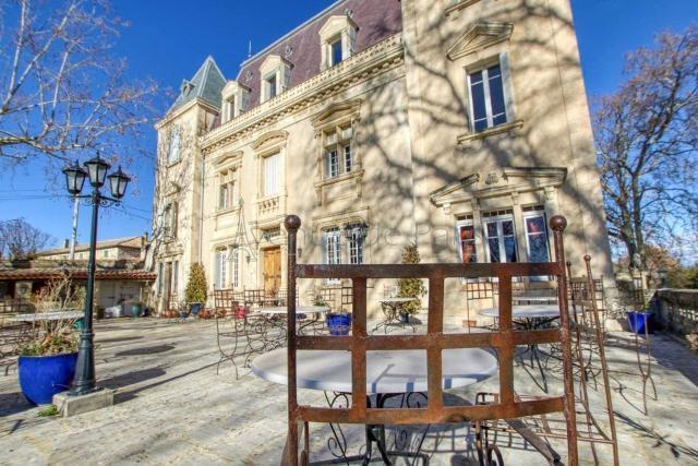 Appartement d'une chambre a Violes avec piscine partagee jardin amenage et WiFi a 11 km de la plage