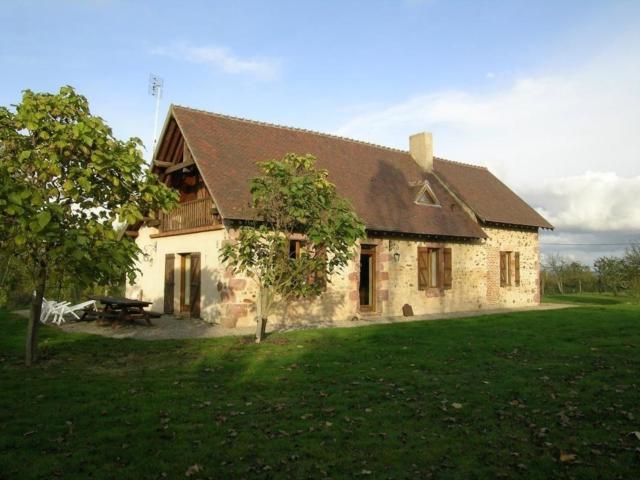 Gîte Haut-Bocage-Maillet, 5 pièces, 10 personnes - FR-1-489-156