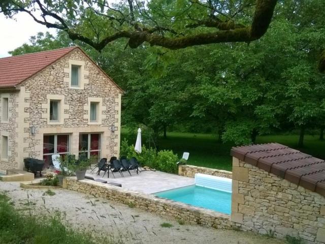 Gîte Cénac-et-Saint-Julien, 5 pièces, 8 personnes - FR-1-616-6