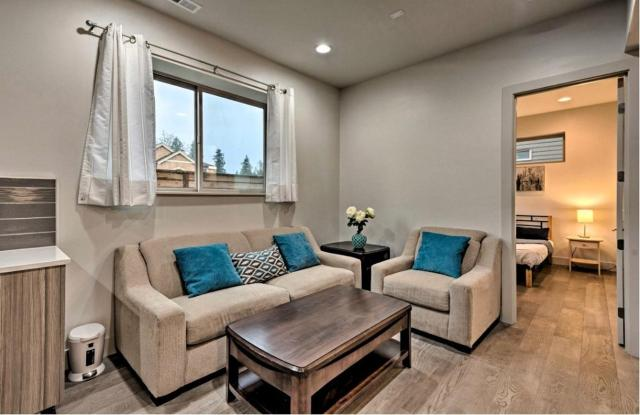 Exceptional Vacation Home in Kirkland apts